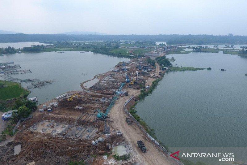 Jasa Marga: Paket 3 Tol Jakarta-Cikampek II Selatan segera rampung