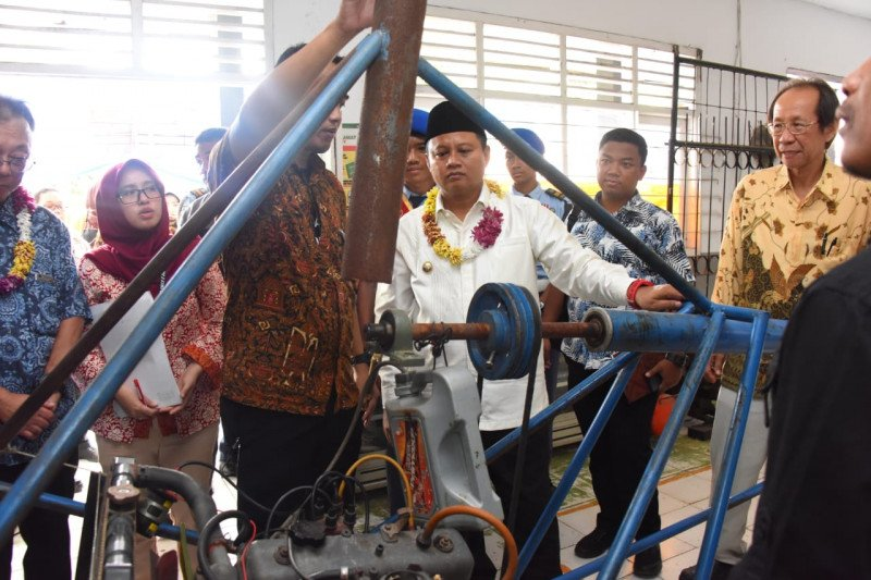 Wagub apresiasi komitmen Hino Indonesia kembangkan SDM Jabar