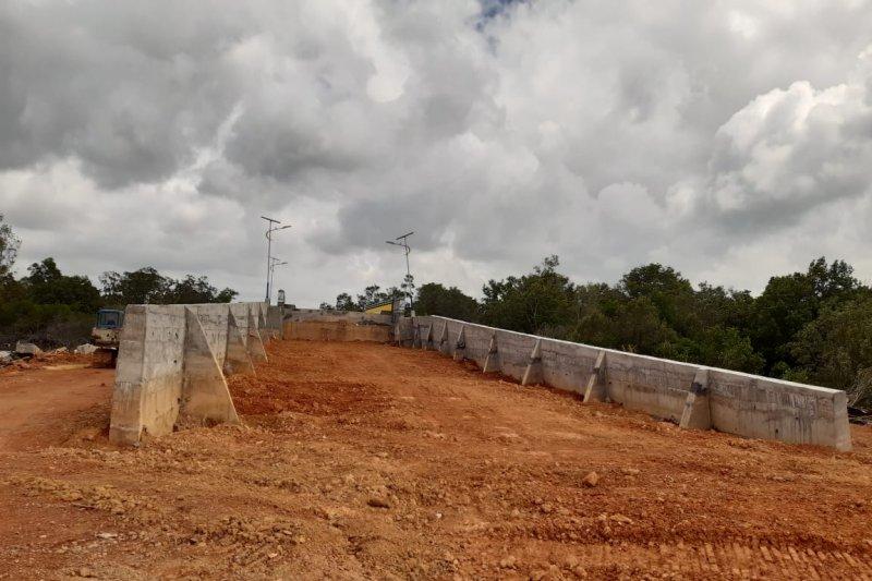 Proyek jembatan FTZ Bintan rusak sebelum dipergunakan