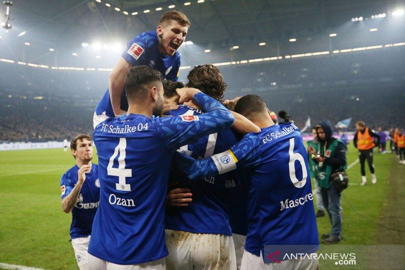 Gladbach ditaklukkan Schalke 0-2