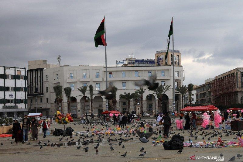 AS ingin siagakan pasukan tempur di Tunisia seiring aktivitas Rusia di Libya