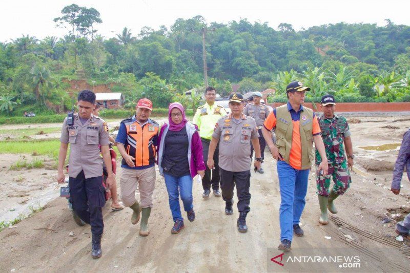 Ini tiga penyebab terjadinya longsor di Sukajaya Bogor menurut BNPB