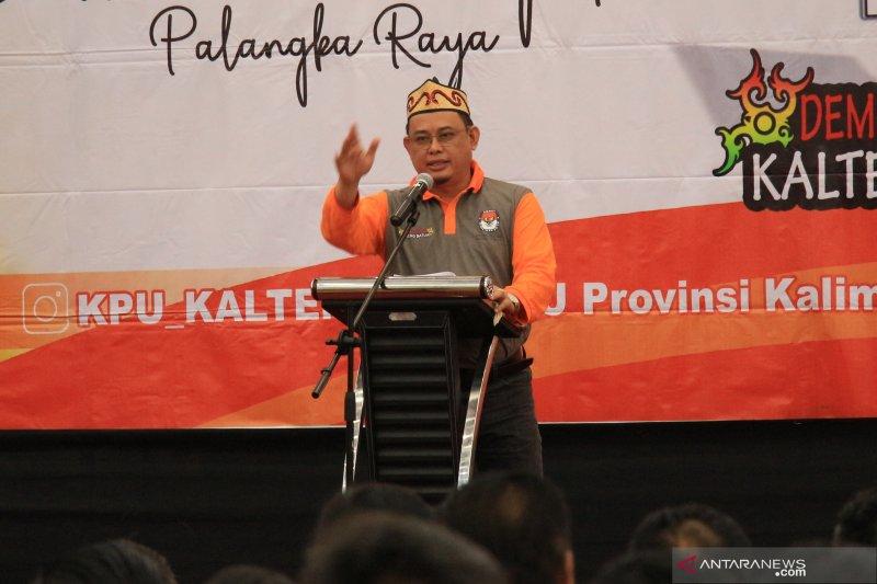 KPU: Pelaksana Pilkada Kalteng 2020 capai 69.899 orang