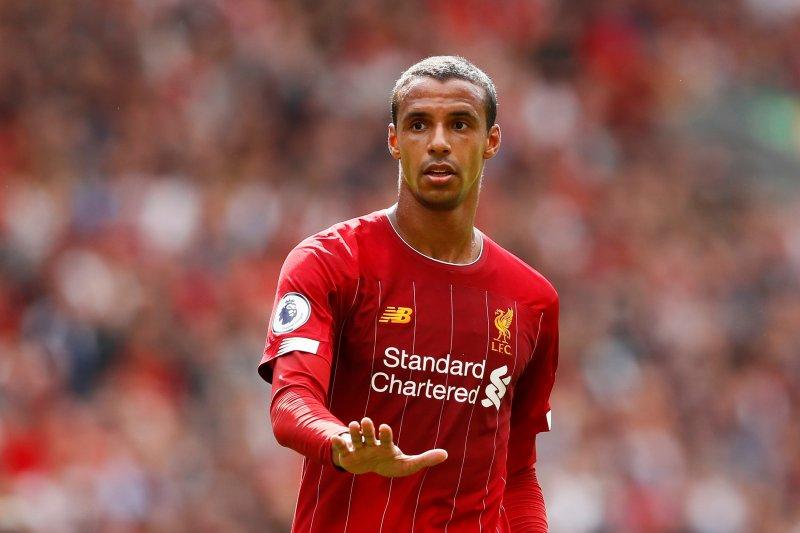 Pelatih Liverpool: Joel Matip siap diturunkan lawan MU