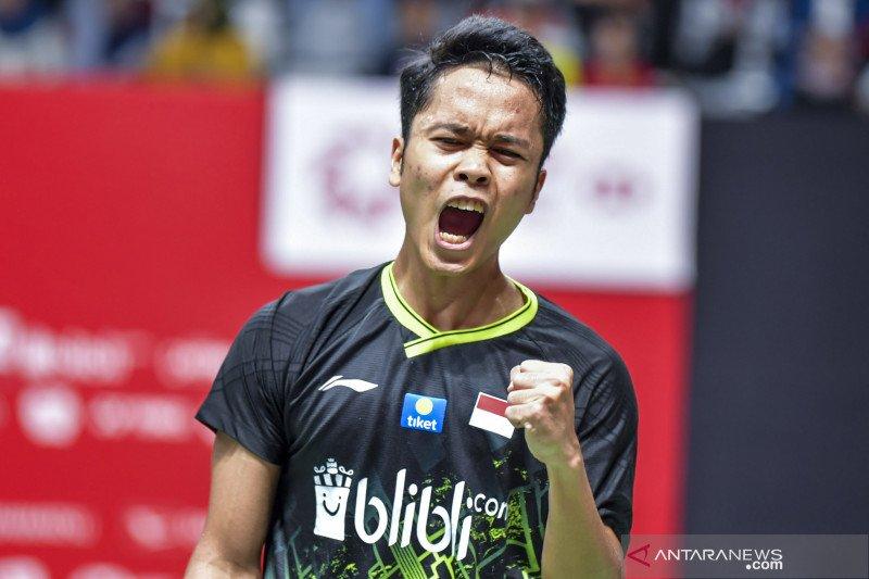 Anthony Ginting juara Daihatsu Indonesia Masters