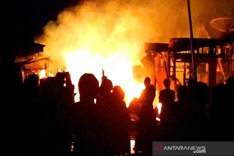 Dinas Damkar imbau masyarakat Kotim waspada kebakaran