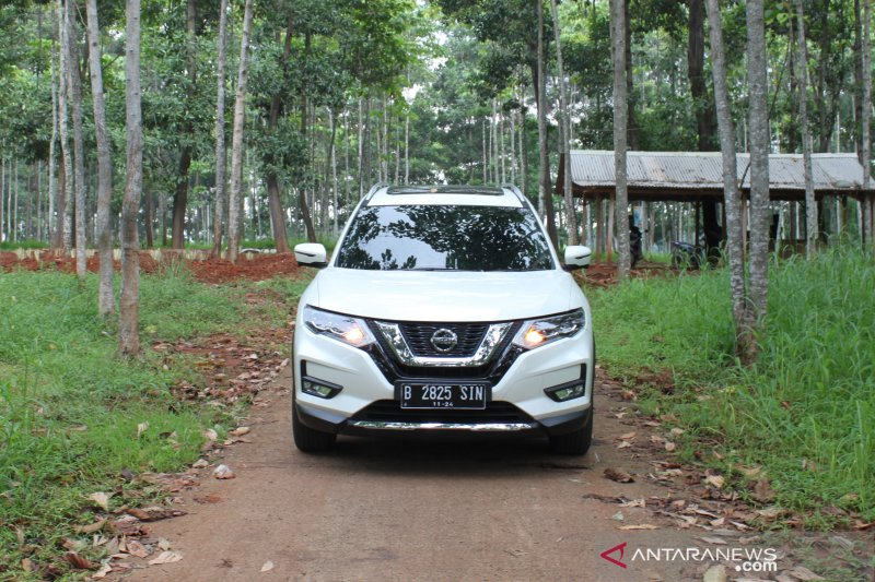 "Mencicipi ""SUV Pintar"" New Nissan X-Trail"