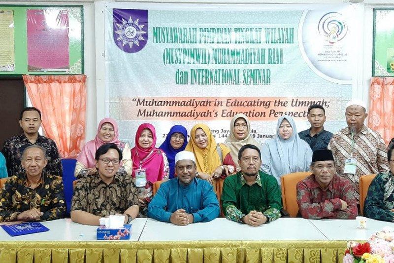 """""""Go intenational"""" Muhammadiyah Riau gelar Muspimwil di Malaysia"""