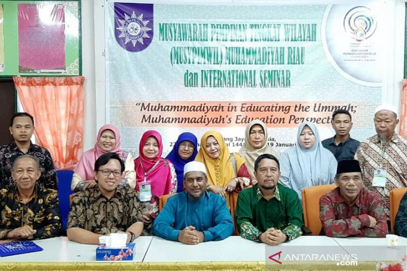Muhammadiyah Riau gelar Muspimwil di Malaysia