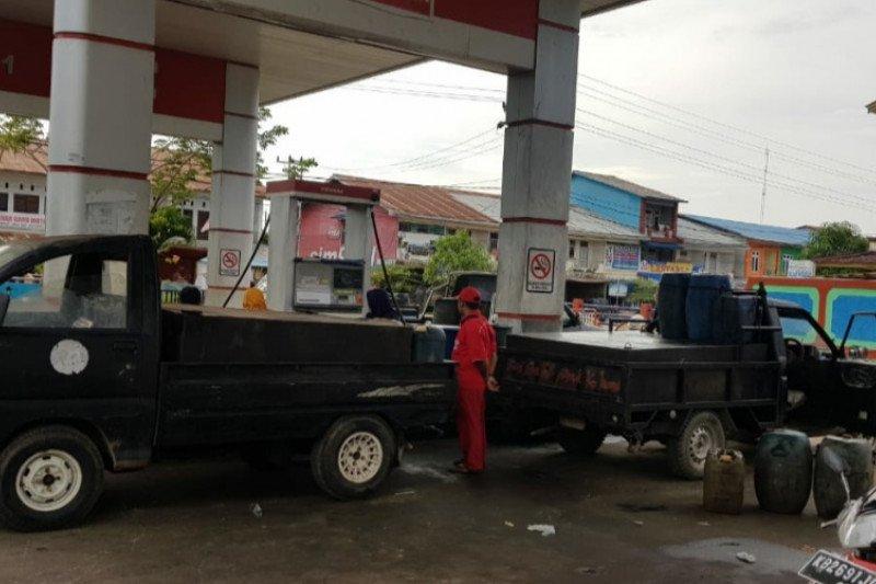 Pertamina akan beri sanksi SPBU jual BBM bersubsidi di atas HET