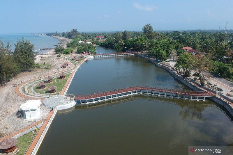 Objek wisata Talao Pauh, kota tepi air di Pariaman