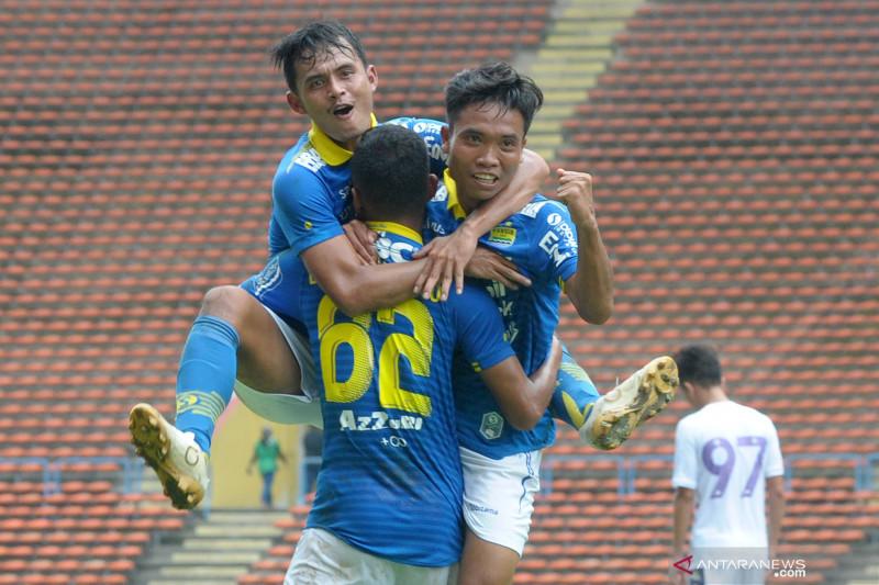 Asia Challenge 2020 : Persib Bandung bungkam Hanoi FC
