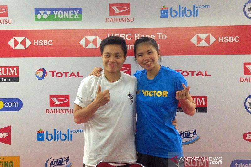 Skuat Indonesia di Badminton Asia Team Championships 2020