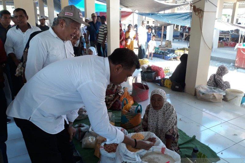 Pemkab Sigi harap pasar rakyat percepat pemulihan ekonomi petani