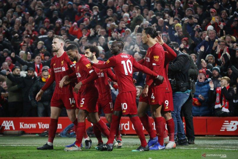 Liverpool catat sebagai klub
