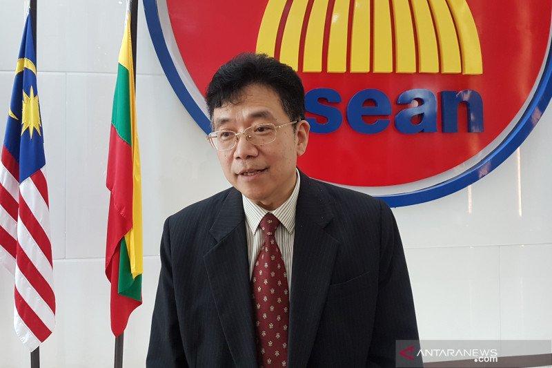 Dubes Deng Xijun akan kembangkan kemitraan strategis ASEAN-China