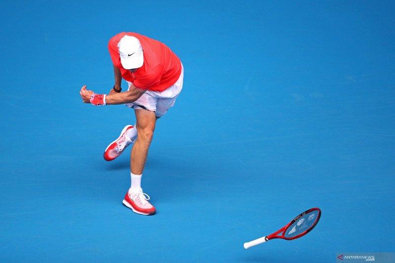Shapovalov tumbang di laga awal Australia Open