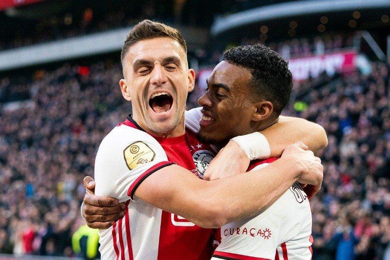 Ringkasan Liga Belanda: Ajax mulus awali 2020 demi tegaskan keunggulan