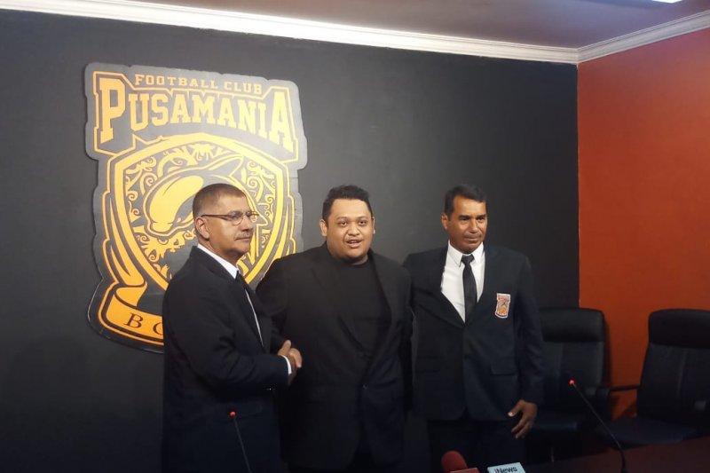 Presiden Borneo harapkan prestasi akan lebih baik di Liga 1
