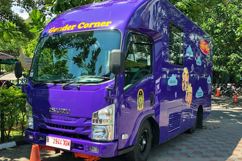 Yogyakarta segera operasikan layanan Gender Corner