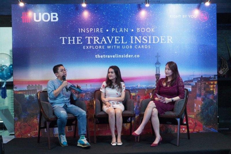 """Wisatawan bisa intip  """"the Travel insider""""  sebelum lakukan perjalanan"""