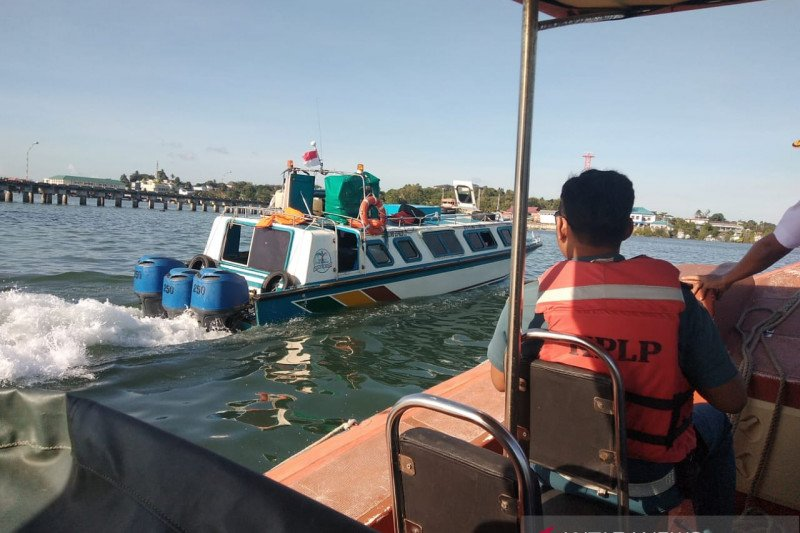 Kapal Malinau Expres IX alami kecelakaan