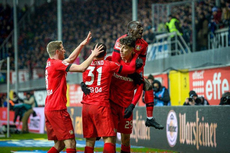 Havertz akhiri puasa gol saat Leverkusen tundukkan Paderborn