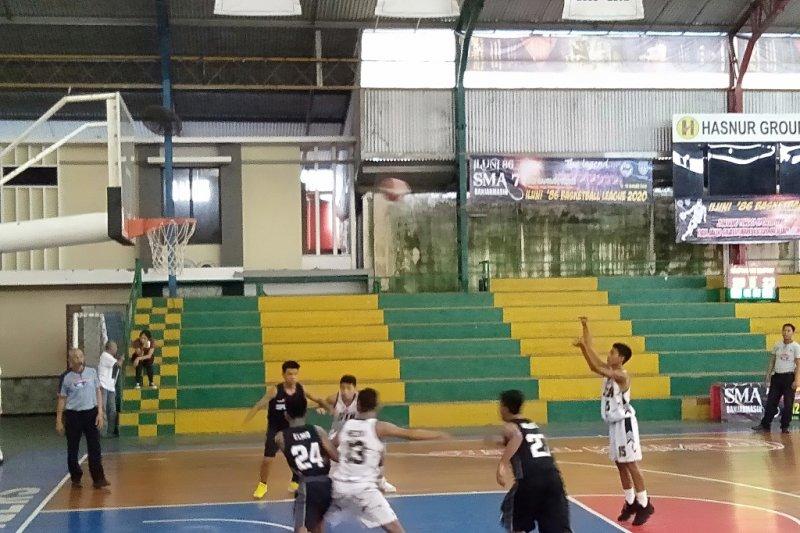 Pebasket SMP adu laga pada ILUNI 86 Basketball League 2020