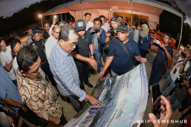 Menhub: Pelabuhan multiguna akan dibangun di Waikelambu Labuan Bajo