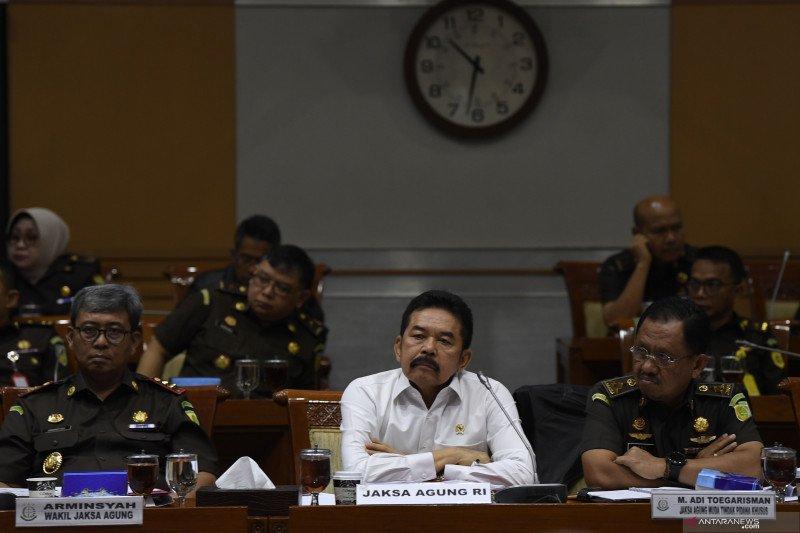 Komisi III DPR minta Kejagung mempercepat penanganan kasus Jiwasraya