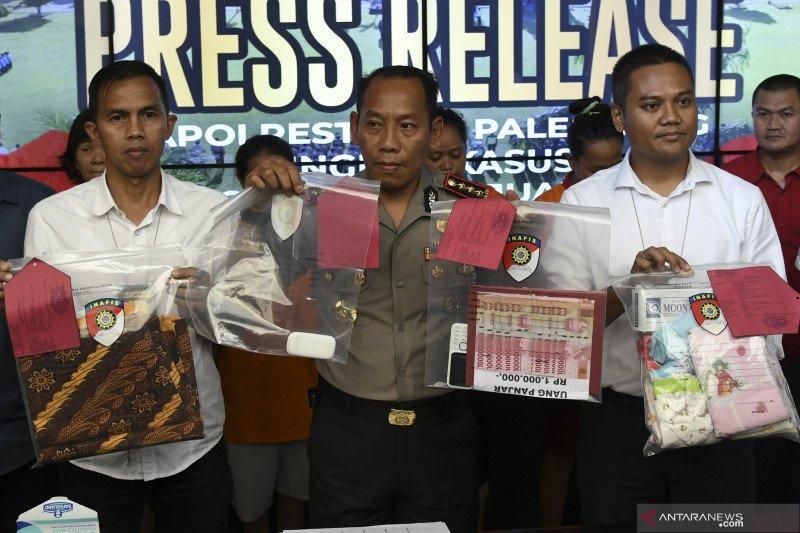 Polisi tangkap perdagangan bayi dengan harga hingga Rp25 juta