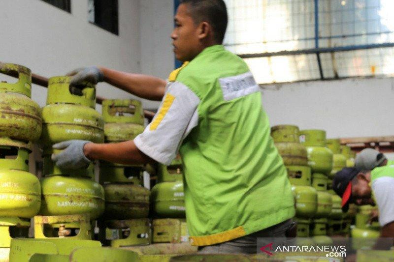 Pertamina tunggu  regulasi pemerintah terkait elpiji subsidi