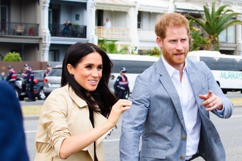 Netflix berminat membuat film tentang Pangeran Harry - Meghan Markle