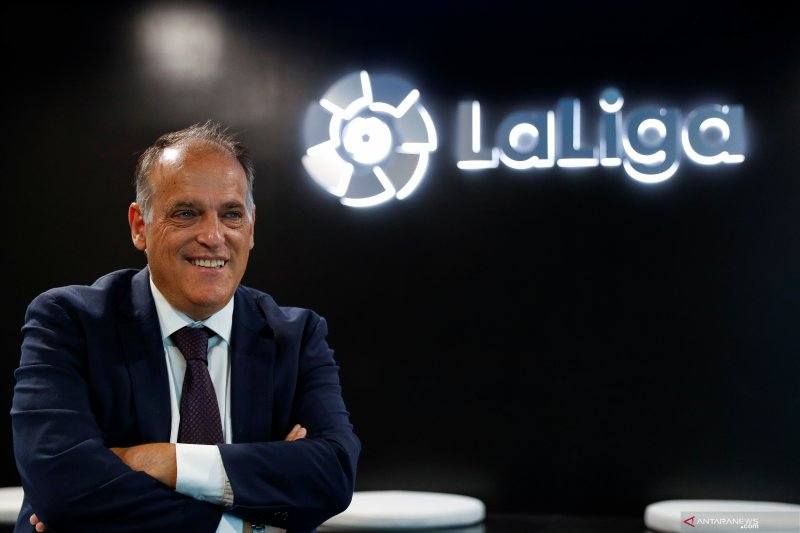 Presiden La Liga kritik keras format baru Piala Dunia  Klub