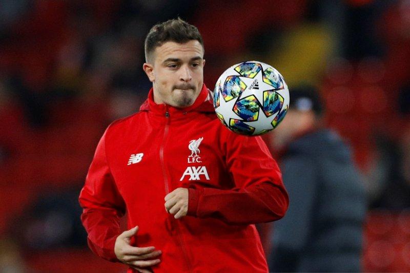 Liverpool menolak permintaan Roma dan Sevilla untuk pinjam Shaqiri