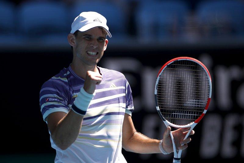 Dominic Thiem pertama capai perempat final Australia Open