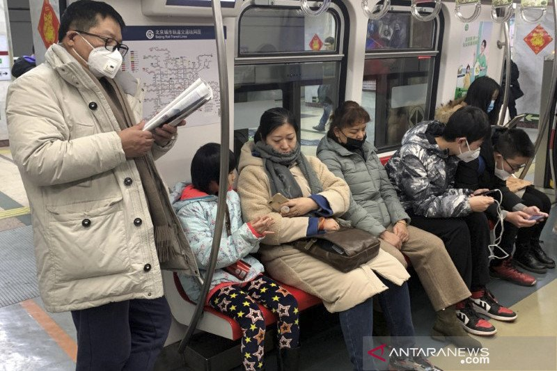 CDC AS konfirmasi kasus pertama virus korona China