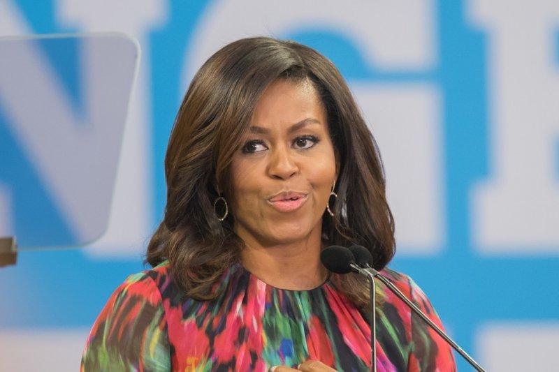 Michelle Obama bagikan daftar lagu untuk temaninya berolahraga