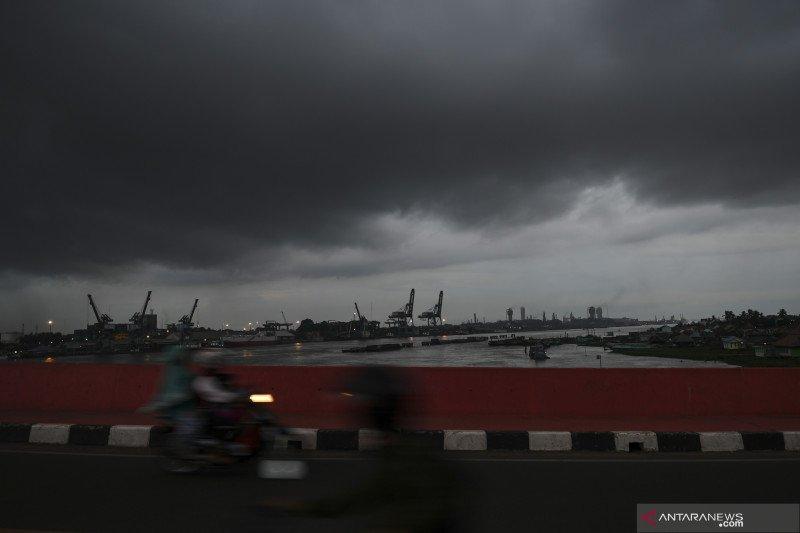 BMKG: Sumsel berpotensi hujan lebat hingga awal Februari