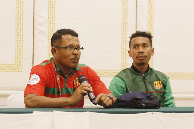 Lalenok United punya motivasi tinggi saat lawan PSM Makassar