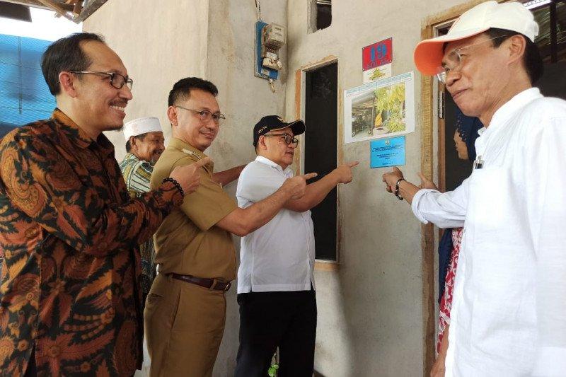 396 rumah tak layak huni dapat bantuan dari Kementerian PUPR