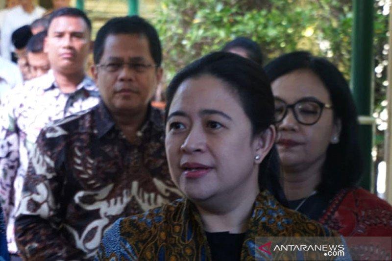 Puan menilai opsi pembentukan Pansus Jiwasraya tunggu proses di Panja