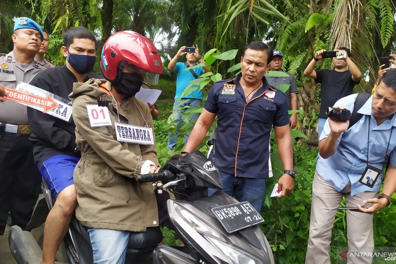 Tersangka pembunuh hakim Jamaluddin buang barang bukti ke sungai