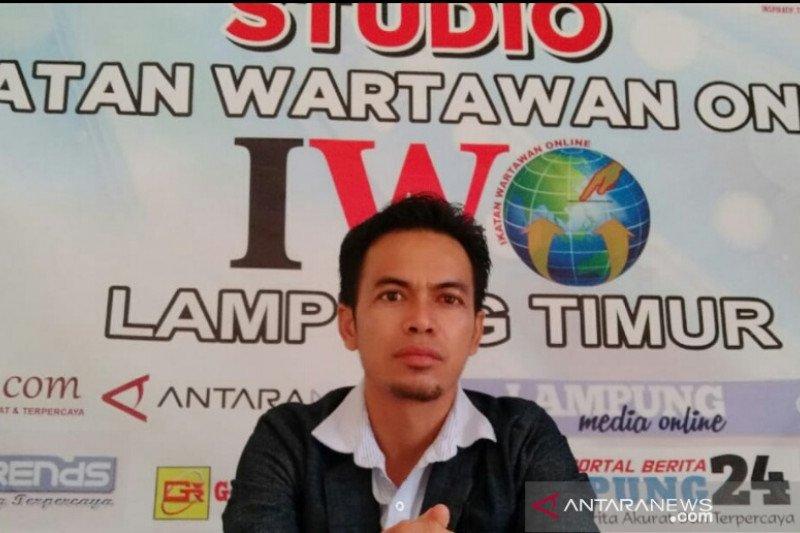 IWO Lampung Timur kecam pengeroyokan jurnalis Antara di Aceh