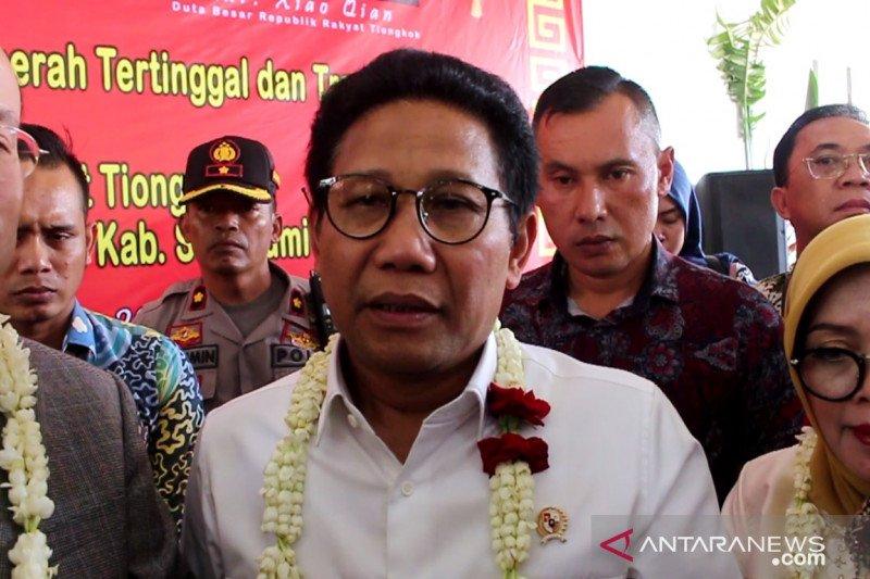 Mendes PDTT inginkan produk UMKM unggulan desa diekspor
