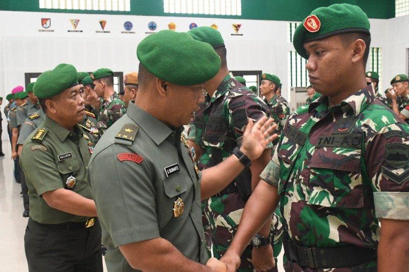 Pangdam: Prajurit duta bangsa melalui tugas jaga perdamaian dunia