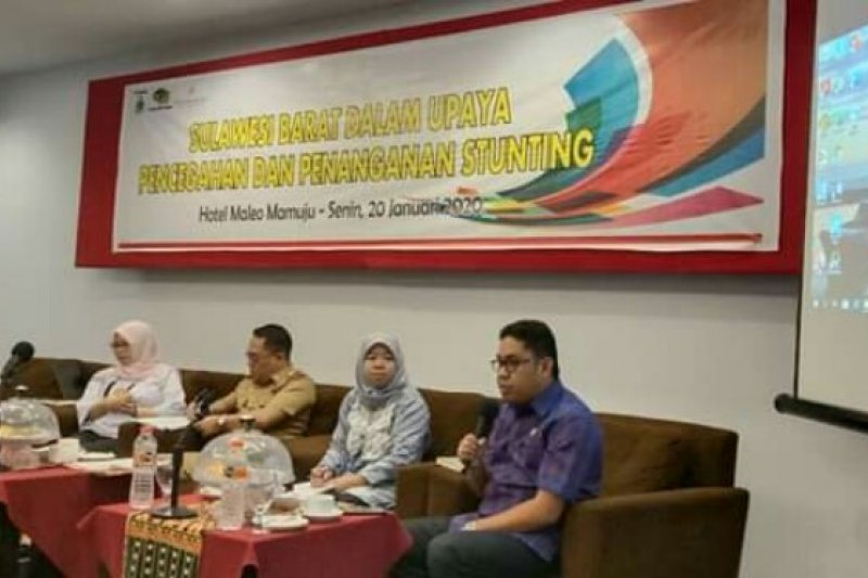 DPRD: Kasus stunting Sulbar tertinggi kedua di Indonesia