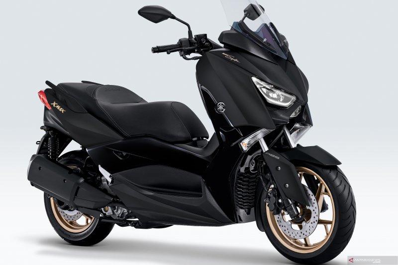 Yamaha luncurkan Xmax dan Aerox edisi khusus