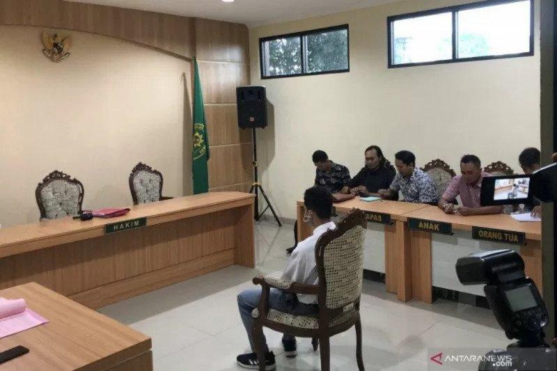 Pelajar pembunuh begal dituntut hukuman pembinaan selama satu tahun