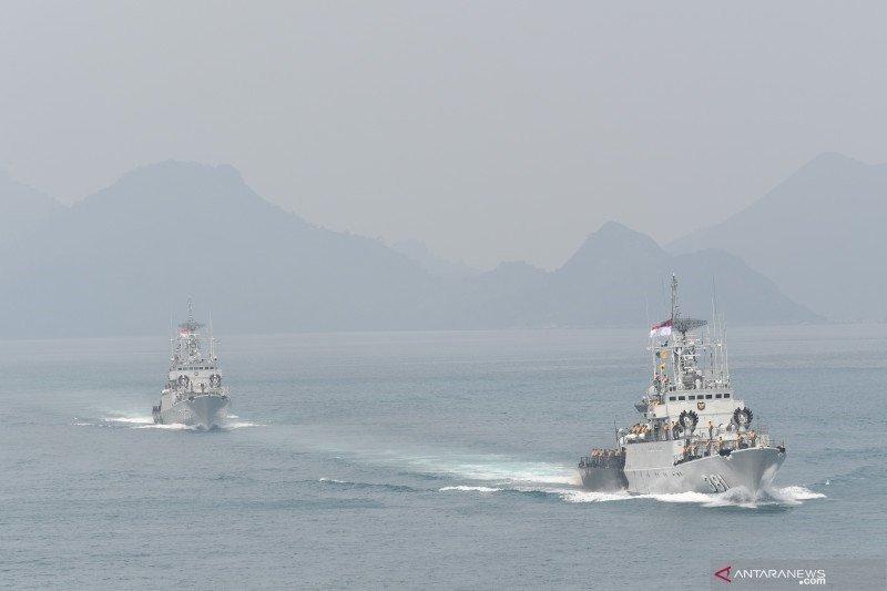 Komisi I DPR minta perkuat pembangunan kekuatan TNI di Natuna-ALKI